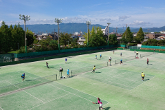 奥の細道シニアソフトテニス大会_2018-7