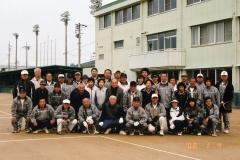 2008年西コート(土のコート最後)