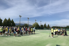 奥の細道シニアソフトテニス大会_2018-10