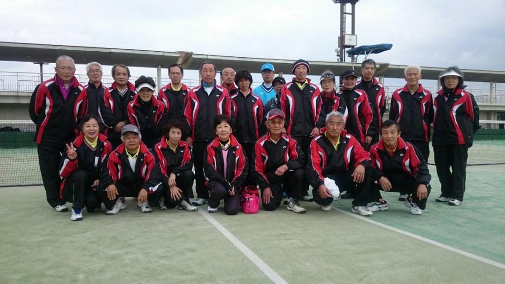 2016年クラブ対抗親善ソフトテニス大会1